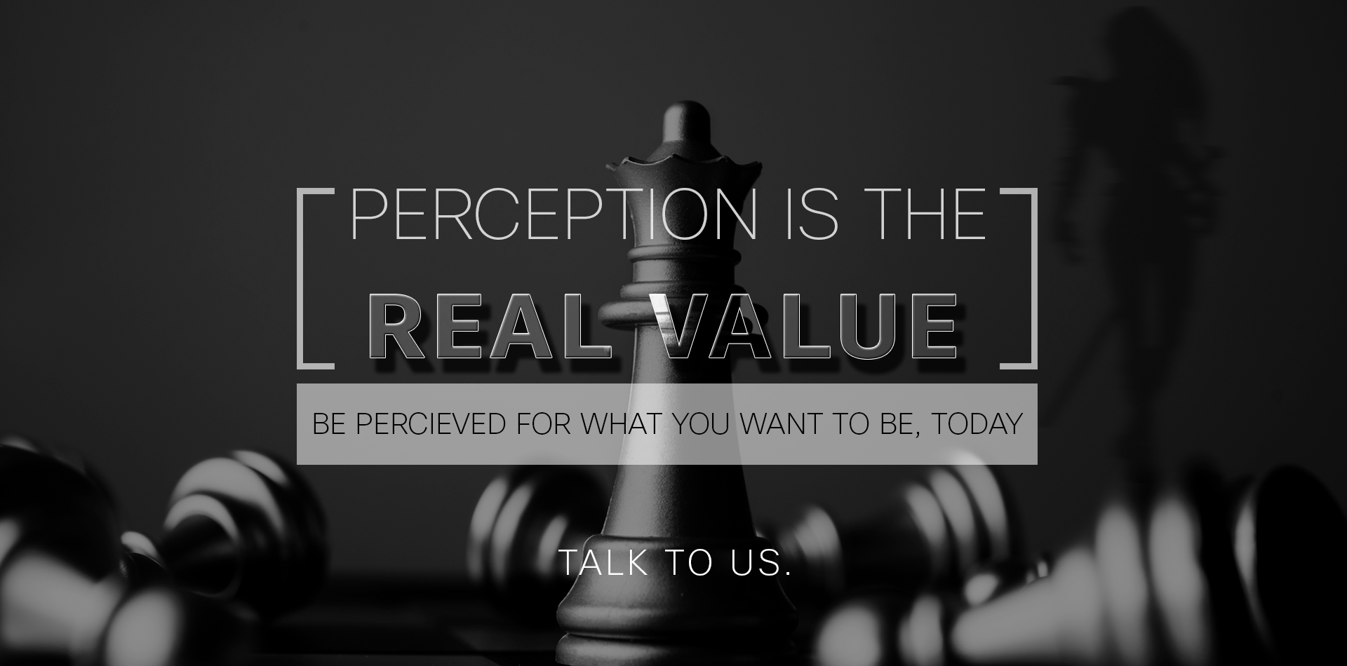 Perceptions is the real value.